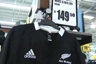 CEO Rod Duke today announced that the Rebel Sport stores will lower the price of their RWC and standard All Blacks' replica jerseys.