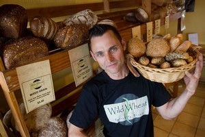 Wild Wheat bakery has been embraced by its Mt Eden clients, says Andrew Fearnside. Photo / Richard Robinson