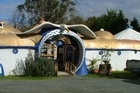 Daytripper Cafe Eutopia  preceded Matamata's Middle-earth. Photo / Supplied