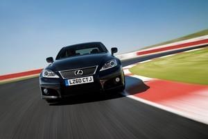 Lexus IS-F. Photo / Supplied