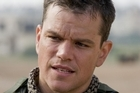 Matt Damon has become known for his roles in action movies such as Green Zone but is also highly educated. Photo / Supplied