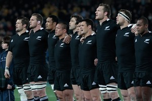 The no-sex-for-All-Blacks-fans campaign is meant to be tongue-in-cheek to galvanise support - but it's drawing ridicule before it's even launched. Photo / Brett Phibbs