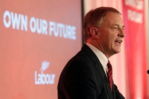 Labour leader Phil Goff is trying to trick us into eating better. Photo / Mark Mitchell