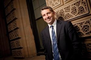 APN News & Media CEO Brett Chenoweth. Photo / Supplied