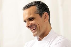 Chef Josh Emett. Photo / Doug Sherring