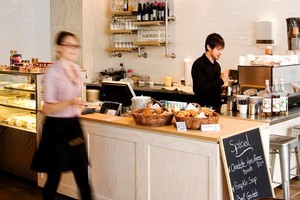 L'Assiette in Britomart Place. Photo / Babiche Martens