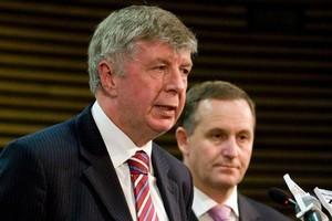 Minister Maurice Williamson. Photo / Mark Mitchell