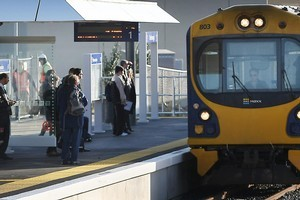Auckland's rail network will give Rugby World Cup visitors a bad impression of the city, says an Aussie expert. Photo / Greg Bowker