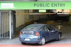 Getting your car in to four Auckland parking buildings was easy on Tuesday - but a ticketing machine glitch meant getting out wasn't so easy. Photo / NZ Herald
