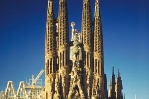 Antoni Gaudi's La Segrada Familia church  is just one of Barcelona's many architectural attractions. Photo / Supplied