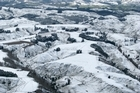 Once-in-a-generation event has brought snow and all its relatives, scientists say. Photo / Supplied