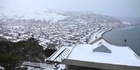 Watch: Raw video: Snowfall in Christchurch