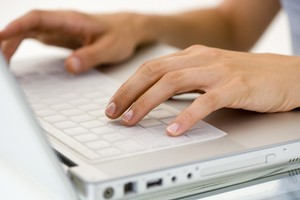 Anyone serious about success must get an online presence. Photo / Thinkstock