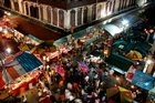 A bustling Singapore market. Photo / Supplied