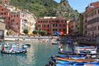 Vernazza, Cinque Terre. Photo / Wayne Harmon