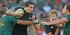 View: All Blacks v Springboks