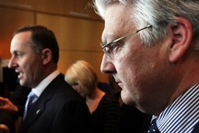 United Future leader Peter Dunne. Photo / Getty Images