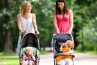 A critic says this way of travel is isolating and terrifying for infants. Photo / Thinkstock