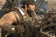 As always, Marcus Fenix packs a big gun. Photo / Supplied