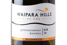 Waipara Hills Waipara Gewurztraminer 2009 $20.90-$22.90. Photo / Babiche Martens 