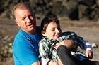 Kingsley Wills looks forward to spending time with his 'big buddy' Paul van der Meer. Photo / Sarah Ivey