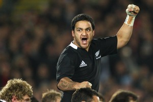 Piri Weepu twisted the knife further into Slade's World Cup prospects. Photo / Getty Images