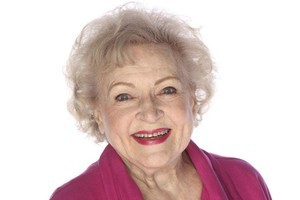 Betty White says she's having a lot of fun with her new co-stars. Photo / Supplied