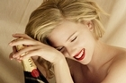 Moet girl Scarlett Johansson. Photo / Supplied