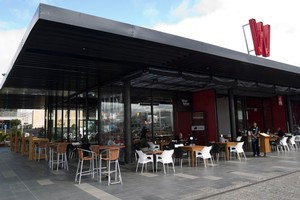 Thousands have been drawn to new restaurants - such as Urban Turban in Auckland's Wynyard Quarter - but some diners think they should eat for free. Photo / Richard Robinson.