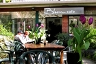 Bloom cafe at Auckland's Eden Gardens. Photo / Supplied