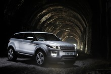 Range Rover's Evoque. Photo / Supplied