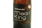 Funkwerks' Maori King beer. Photo / Supplied