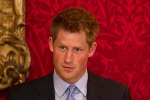 Prince Harry's 'wandering eye' caused his relationship to fail. Photo / AP