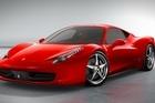 Ferrari 458 Italia. Photo / Supplied