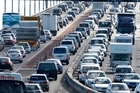 About 85 per cent of Aucklanders travel to work each day using road-based transport. Photo / Brett Phibbs