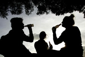 The revised bill will likely keep the split age of 18 and 20 for buying alcohol. Photo / APN