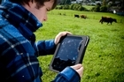 Smart use of technology can boost our earnings from agriculture. Photo / Dean Purcell