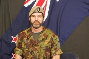 Corporal Douglas Grant. Photo / Supplied
