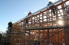 Building more homes is key to affordability, the Reserve Bank says. Photo / Bay of Plenty Times