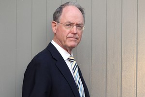 Act Party leader, Don Brash, says if you give schools and parents greater flexibility they will lift their game. Photo / Janna Dixon