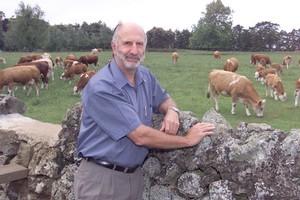 Colin Harvey, managing director of Ancare Scientific. Photo / Martin Sykes