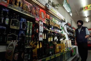 Convenience stores will be explicitly prohibited from selling alcohol in changes made to the Alcohol Reform Bill. Photo / Paul Taylor