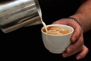 The price of coffee will rise and rise, and we will continue drinking it. Photo / APN