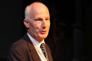 New Zealand Refining CEO Ken Rivers. Photo / APN