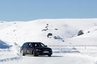 An audi ice experience. Photo / Supplied