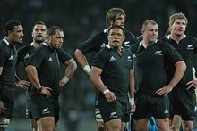 Without the experience of key players the All Blacks were guilty of impatience at crucial moments. Photo / Getty Images 