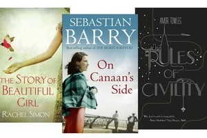 This month's featured book selections. Photos / Supplied