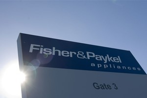 Fisher & Paykel Appliances has slashed earnings expectations in the current financial year. File photo