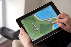 As players of Aussie developer Firemint's Flight Control know, there's a place for iPads in aviation. But United is taking it one step further. Photo / Supplied