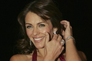 Liz Hurley. Photo / Getty Images
